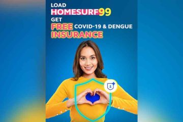 Globe At Home, GCash and Singlife offer free medical insurance coverage against Covid-19