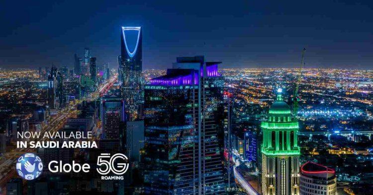 Globe Telecom expands 5G coverage in Vietnam and Saudi Arabia