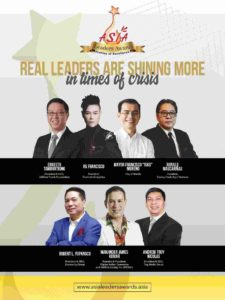 Real leaders rise during times of crisis