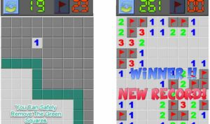 classic minesweeper games free online games