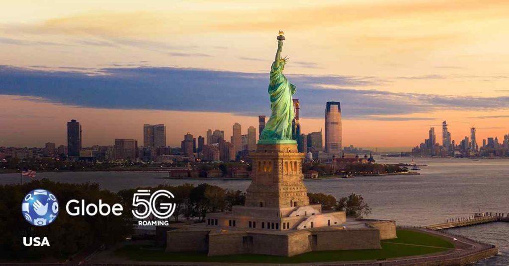 5G roaming for Filipinos