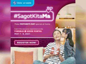 Globe At Home says #SagotKitaMa