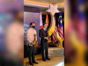 Mayor Randy Salamat announces free WiFi