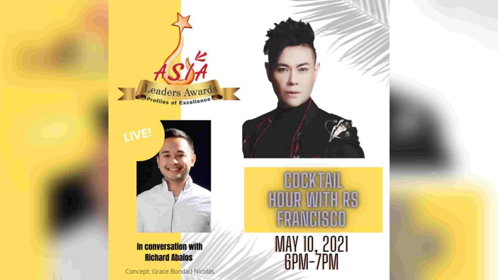 asia leaders awards with rs francisco