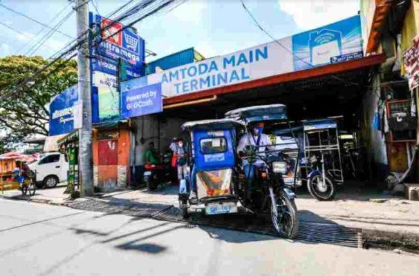 gcash qr for market vendors and trike drivers