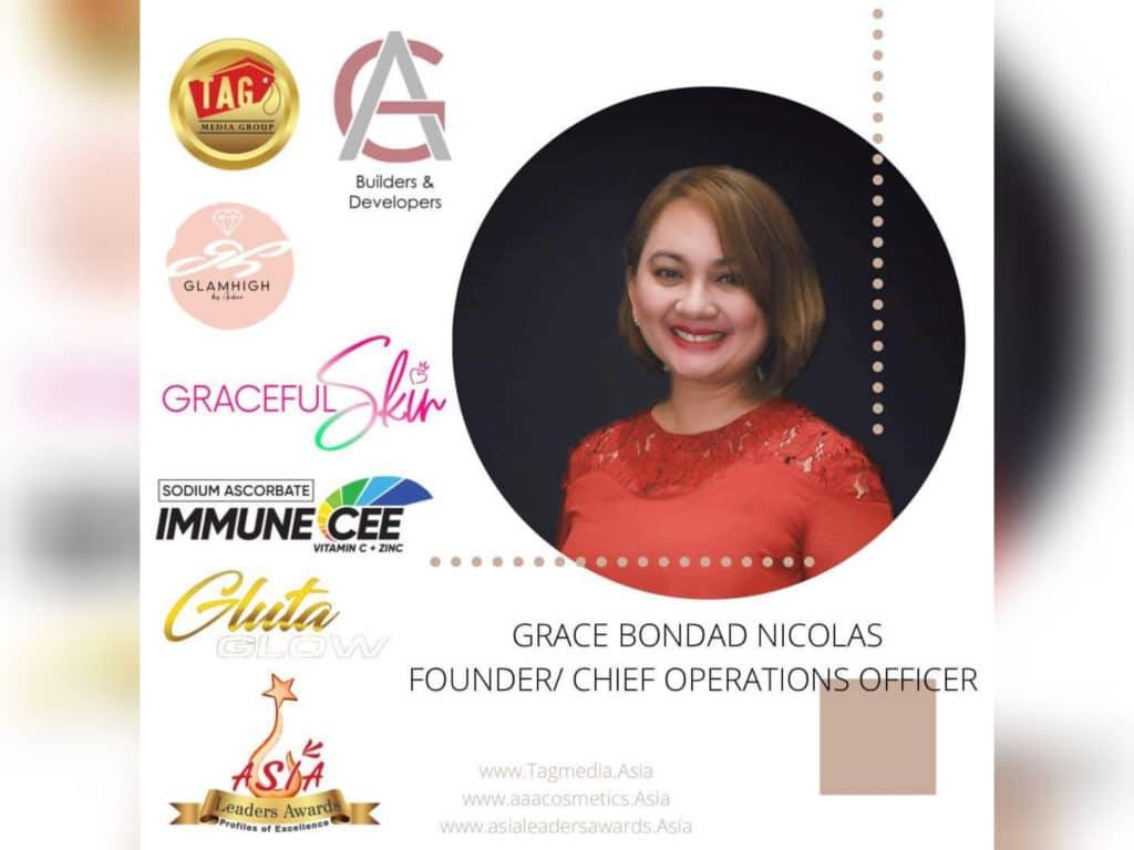 Grace Bondad Nicolas: