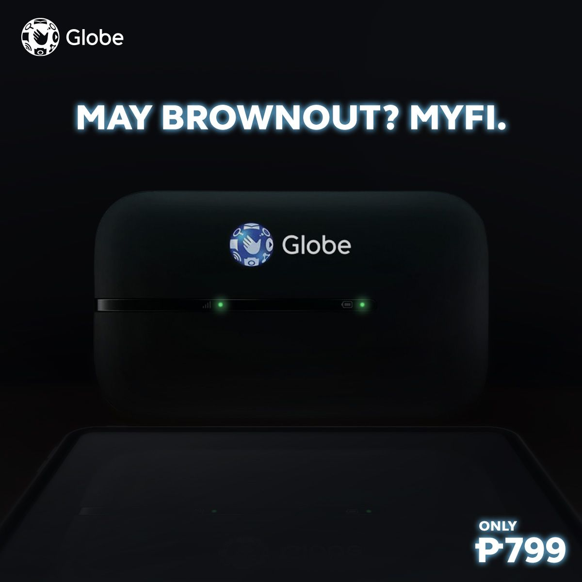 globe myfi