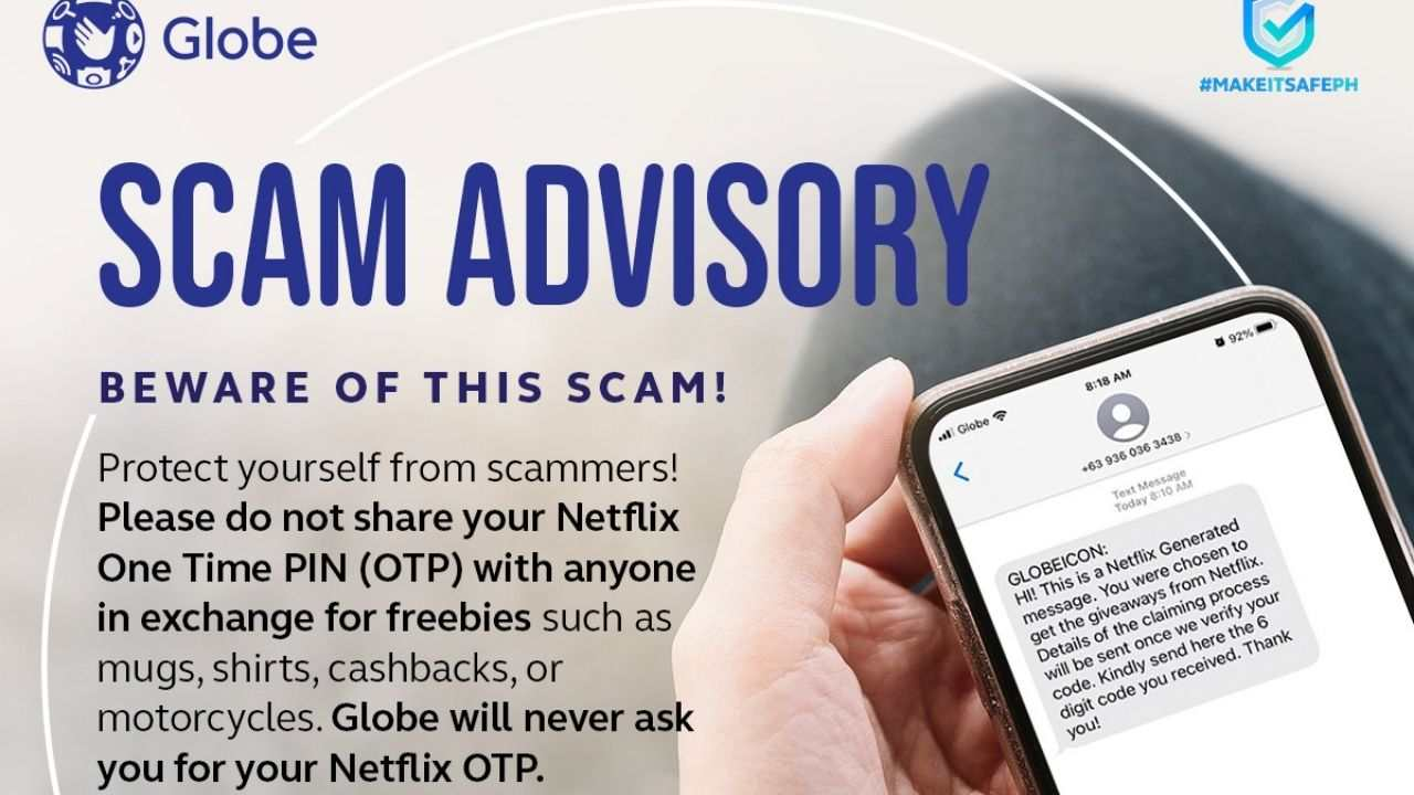 phishing and internet spams